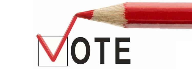 Vote - Campaña Electoral