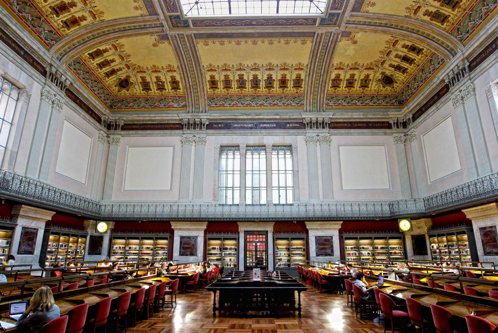 bibliotecas-en-madrid
