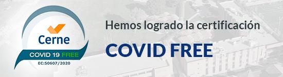 certificacion covid free